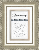 Anniversary (silver frame)