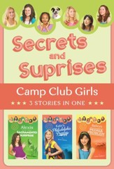 Secrets and Surprises: 3 Stories in 1 - eBook