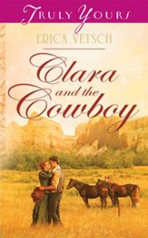 Clara and the Cowboy - eBook