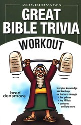 Zondervan's Great Bible Trivia Workout - eBook