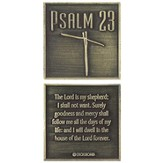 Psalm 23 Pocket Stone