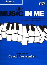 Music In Me: Lesson Level 5