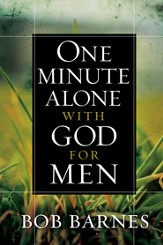 One Minute Alone with God for Men - eBook