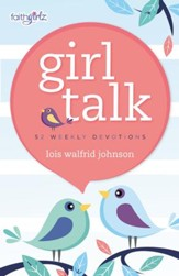 Girl Talk: 52 Weekly Devotions - eBook