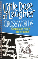 A Little Dose of Laughter Crosswords