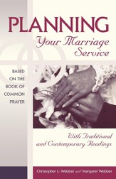 Planning Your Marriage Service - eBook