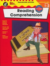 Reading Comprehension, Grades 1-2