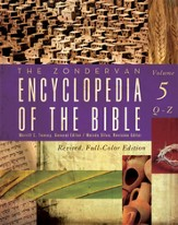 The Zondervan Encyclopedia of the Bible, Volume 5: Revised Full-Color Edition / New edition - eBook