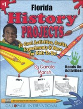 Florida History Project Book, Grades K-8