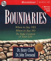 Boundaries Audiobook on CD