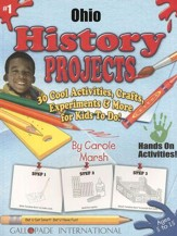 Ohio History Project Book, Grades 3-8