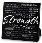 Strength Tabletop Plaque