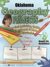 Wisconsin Geography Project Book, Grades K-5