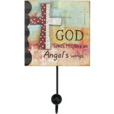 God Sends Love Wall Hook