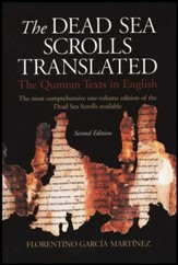 The Dead Sea Scrolls: The Qumran Texts in English