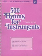 500 Hymns for Instruments Book C