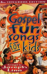 Gospel Fun Songs for Kids Volume  M B-731