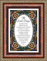 The Lord's Prayer, Framed Print