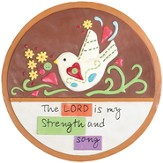 Lord Is My Strength Stepping Stone