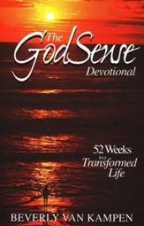 The GodSense Devotional: 52 Weeks to a Transformed Life