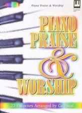 Piano Praise & Worship: 23 Favorites Arranged