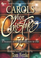 Carols For Christmas, Folio