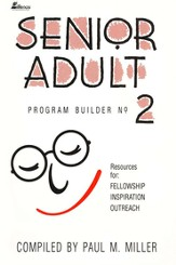 Senior Adult Program Builder, # 2
