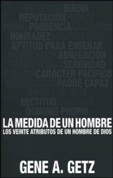 La Medida de un Hombre  (The Measure of a Man)
