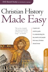 Christian History Made Easy Participant Guide - eBook