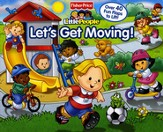 Fisher-Price Let's Get Moving!