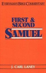 1 & 2 Samuel: Everyman's Bible Commentary