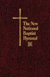 The New National Baptist Hymnal-Red Pulpit Edition