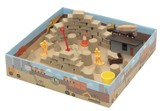 KwikSand Play Set, Brick Builder