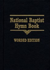 National Baptist Hymn Book, Words Only