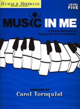 Music In Me: Hymns & Holidays Level 5