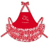 Sugar and Spice Child's Apron