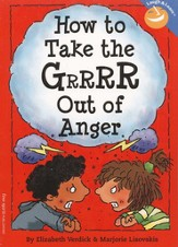 How to Take the GRRRR Out of Anger