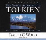 The Gospel According to Tolkien - Audiobook on CD