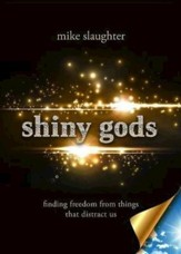 shiny gods: Finding Freedom from Things That Distract Us (Preview) - eBook