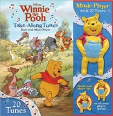 Winnie The Pooh Take-Along Tunes, Book with  Music Player