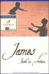 James: Faith in Action Fisherman Bible Studies - Slightly Imperfect