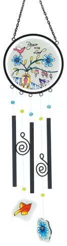 Rejoice In the Lord Windchimes