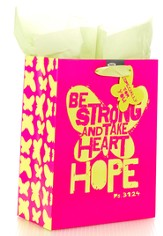 Be Strong, Medium Gift Bag