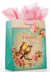 Trust in the Lord, Medium Gift Bag