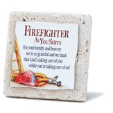 Firefighter Tile