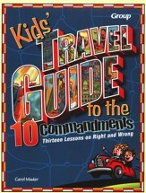 Kids' Travel Guide to the Ten Commandments