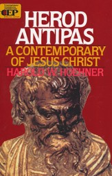 Herod Antipas, A Contemporary of Jesus Christ  - Slightly Imperfect