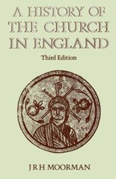 History of the Church in England: Third Edition - eBook