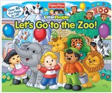 Let's Go To The Zoo! Lift-The-Flap