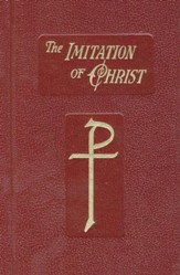 The Imitation of Christ, Maroon Hardcover